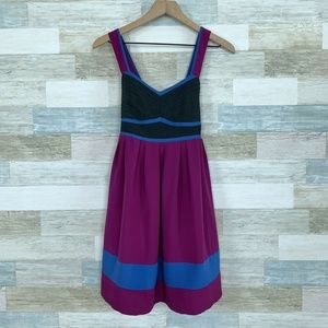 Tie Back Dress Urban Outfitters Kimchi Blue